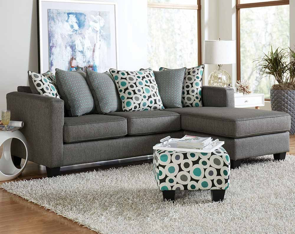 Booyah 2 Pc Sectional Sofa Sectionals Living Rooms American Freight Sectional Sofa Couch Couches Living Room Living Room Sectional