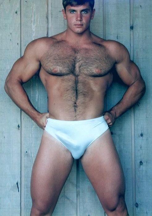 John Pruitt Muscle