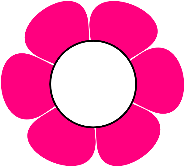 1 pink flower clip art at clker vector clip art 1 pinterest 1 pink flower clip art at clker vector clip art mightylinksfo