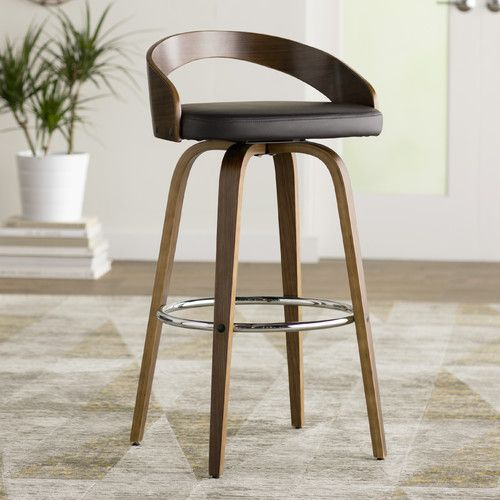 "Found it at Wayfair - Wright 30"" Bar Stool with Cushion"