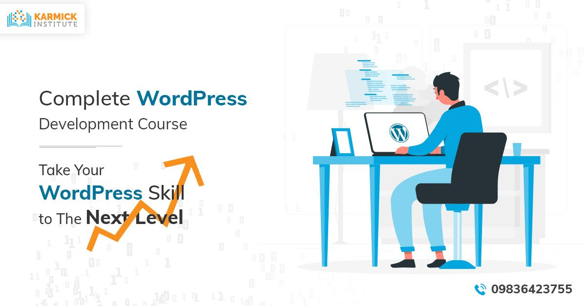 Wordpress Training Courses In 2020 Wordpress Training Training Center Train