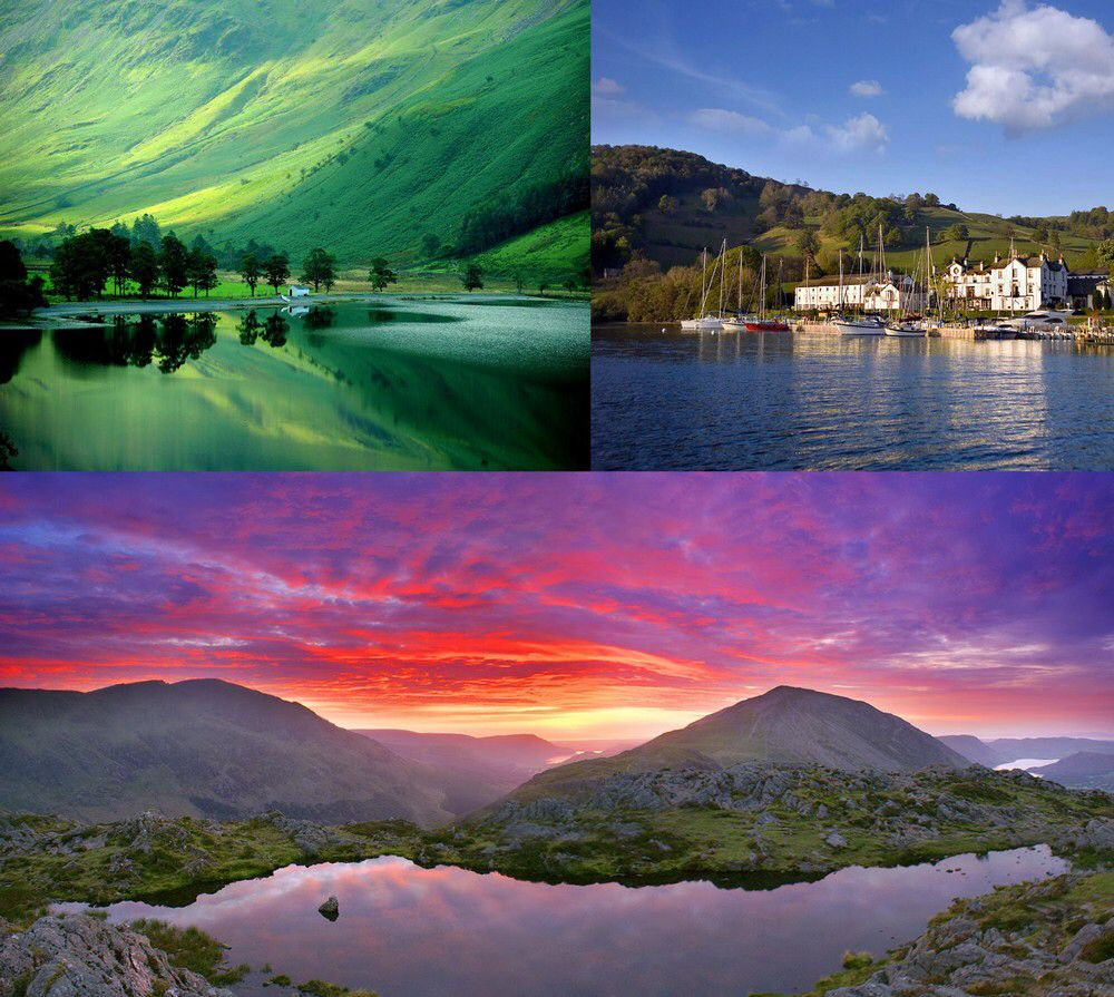 Most Beautiful Places In England