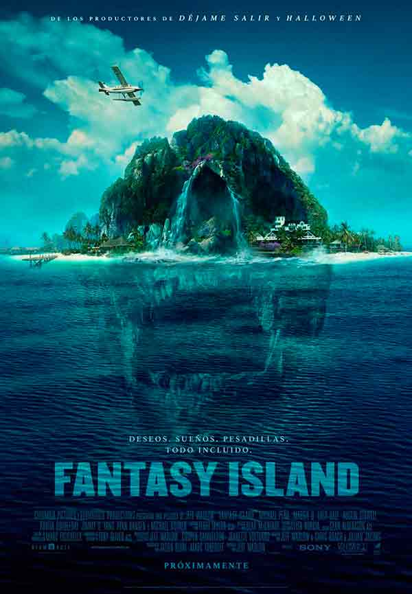 Estrenos De Cine De La Semana 14 De Febrero 2020 Magazinespain Com Fantasy Island Island Movies Free Movies Online