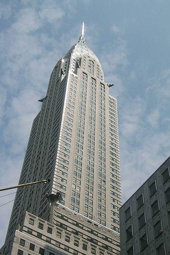 Nyc Chrysler Building New York Landmarks Chrysler Building Ny