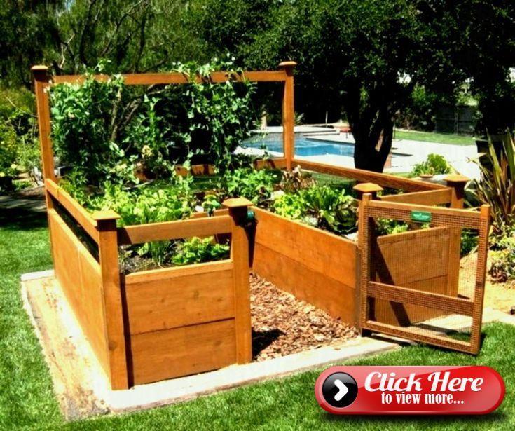 Sumptuous Design Ideas Elevated Garden Bed Plans Absorbing