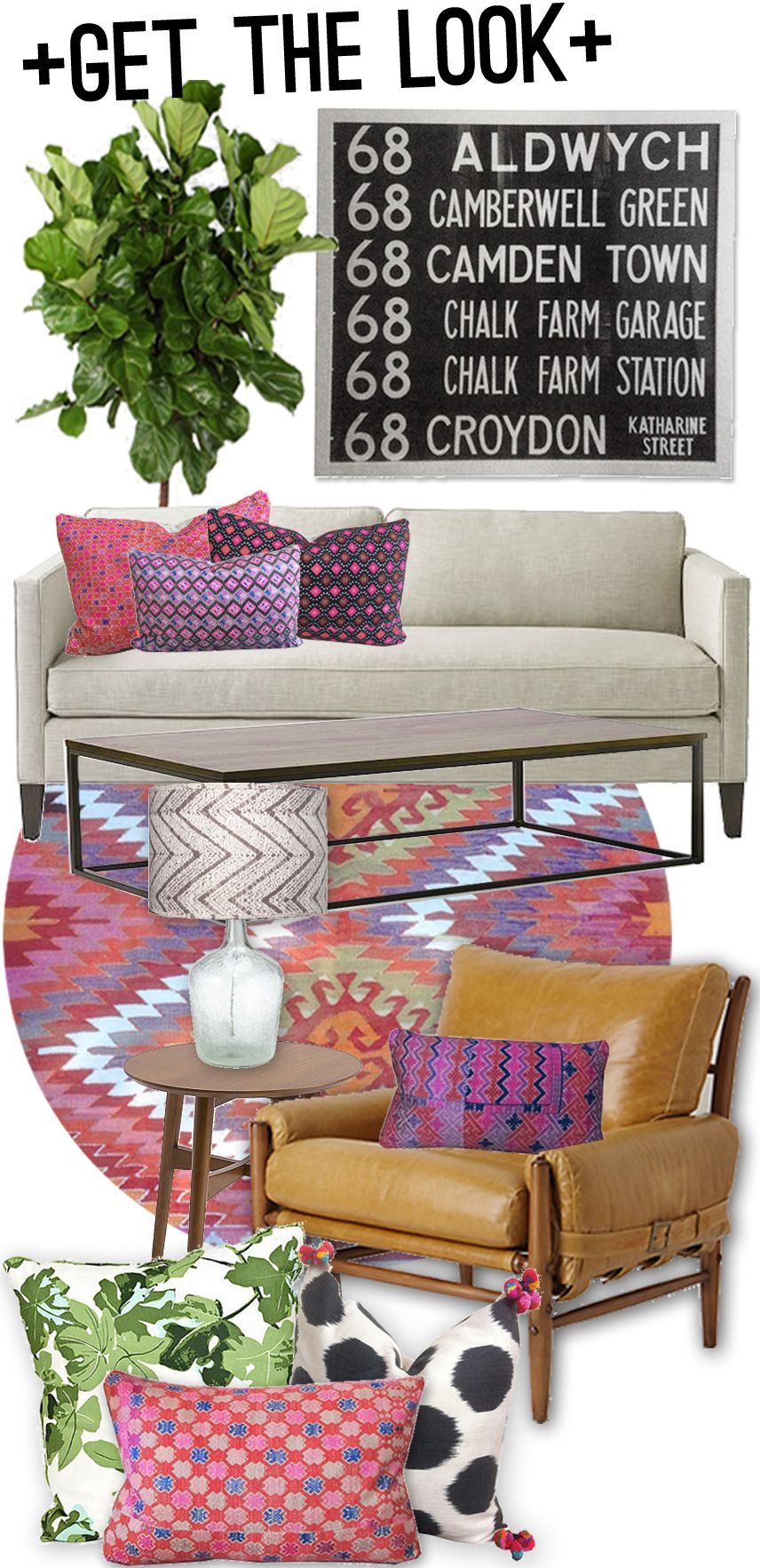 """Chairish Co. and a """"Get the Look"""" 