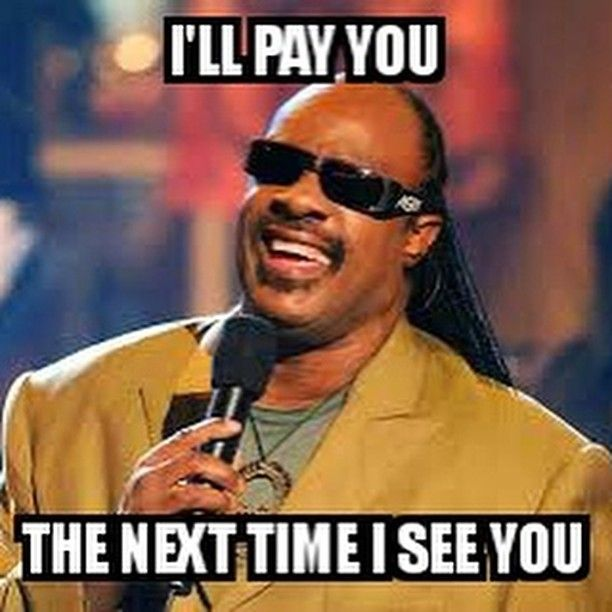 Bantereduk Bantered Banter Funny Steviewonder Money Meme