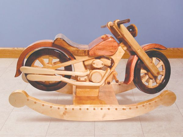 Motorcycle Child Rocker Off Your Rocker Pinterest Rocking