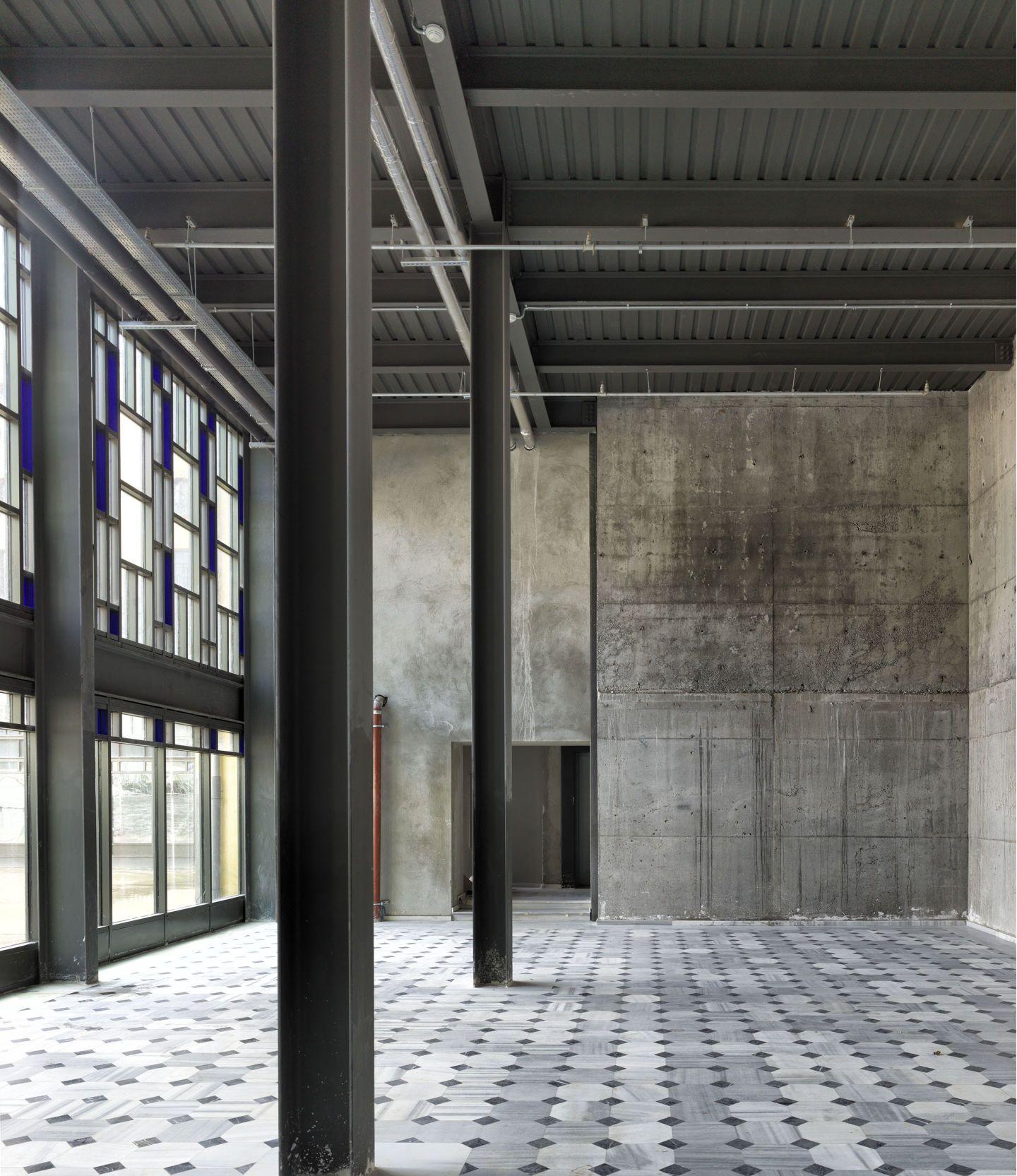 Han Tumertekin Cemal Emden Bomonti Brewery Divisare Industrial Architecture Architecture Loft Design