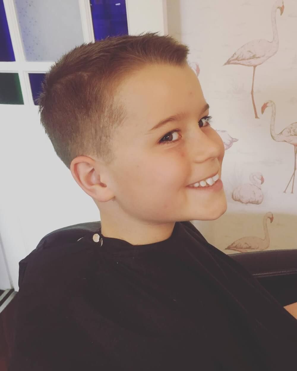 28 Coolest Boys Haircuts For School In 2019 Little Boy Haircuts
