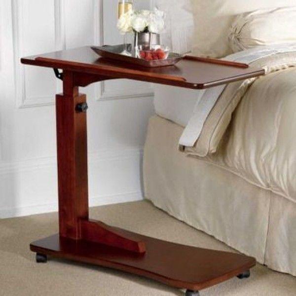 Bedside Desk adjustable bedside table - home & garden | gifting stuff