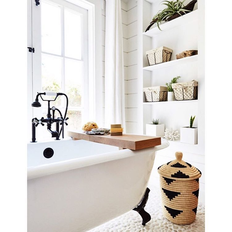 stylight_germany on Instagram #Badezimmer #interior - pflanzen für badezimmer