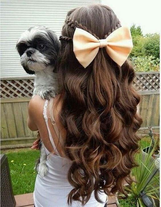 Peinados con extensiones tan fáciles de hacer como