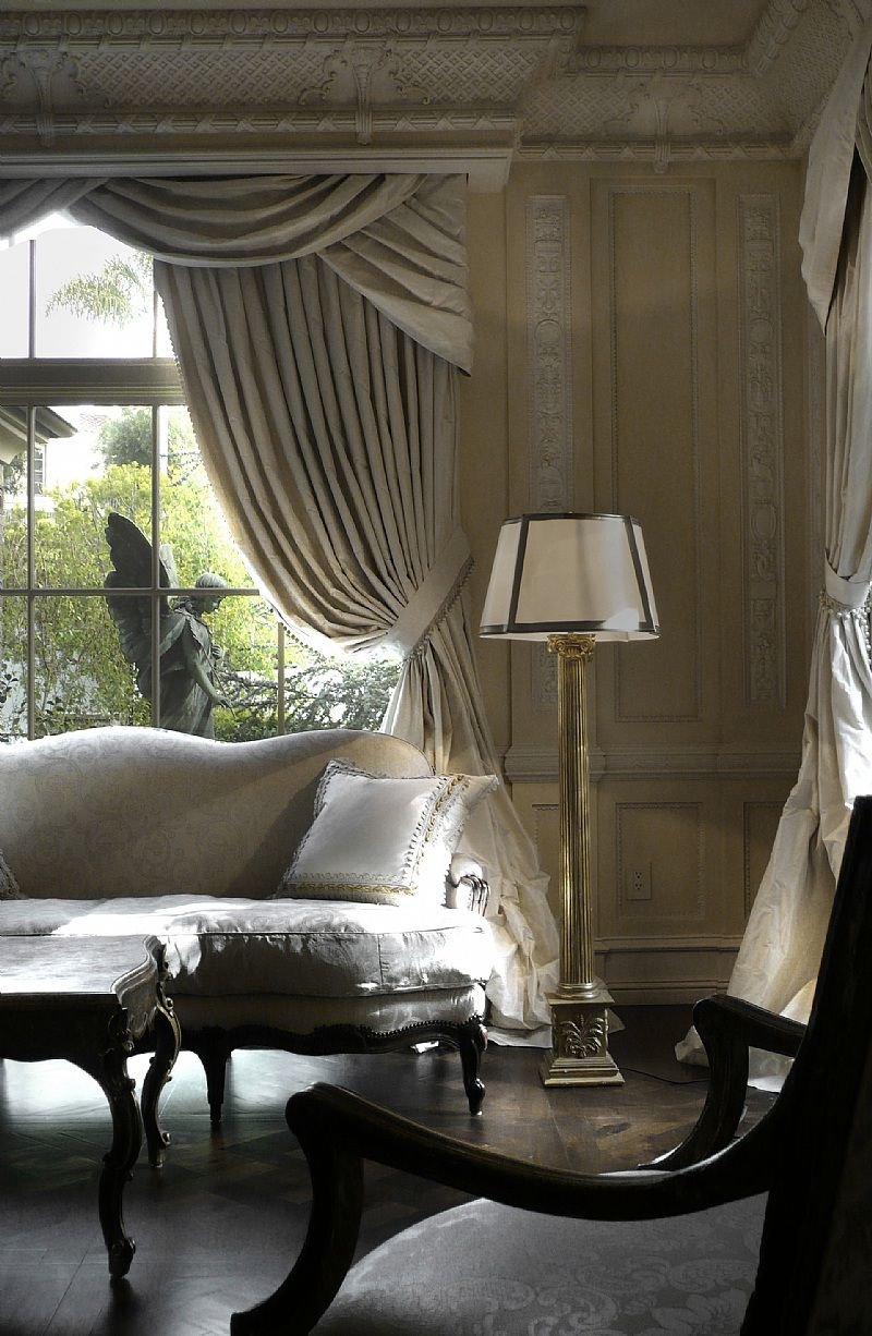Curtains and draperies curtains cortinas pinterest for Arquitectura design interiores