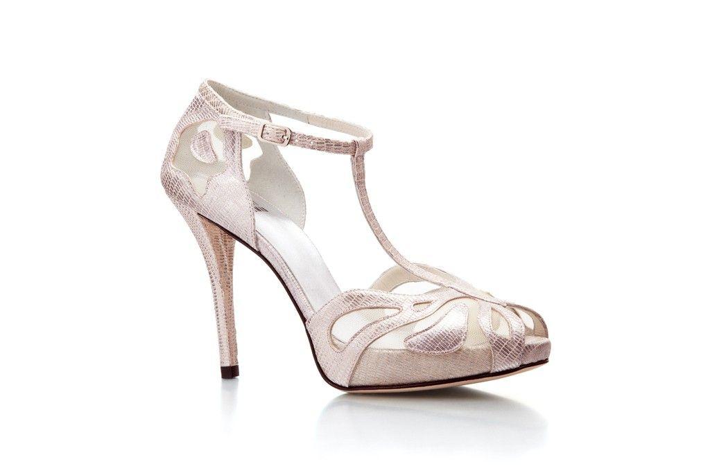 Stuart Weitzman Elegant Wedding Shoes Original Scarpe Abiti