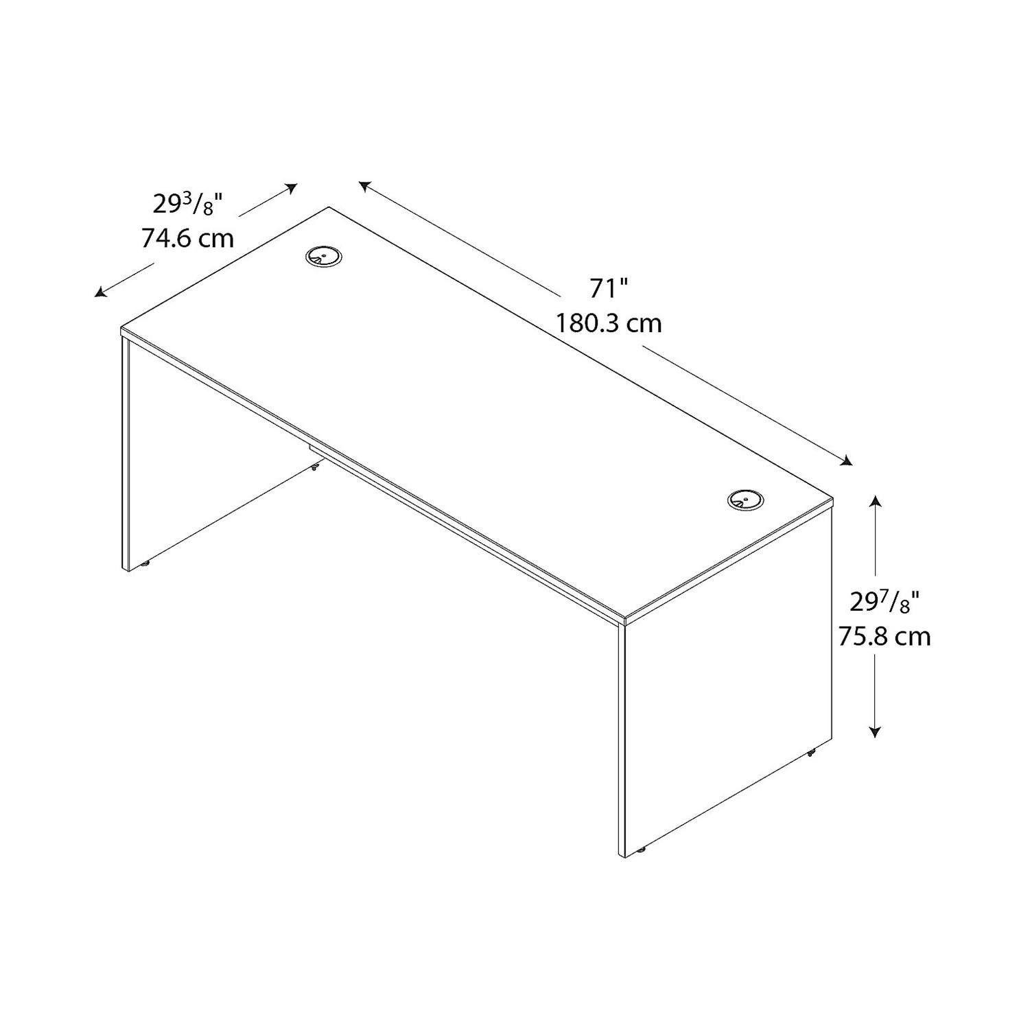 Versareu0027s Standard Desk Cubicle Space Dimensions Design Inspirations