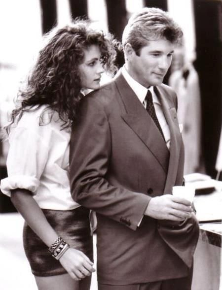 Julia Roberts and Richard Gere pretty woman | Movies. Movie couples. Richard gere