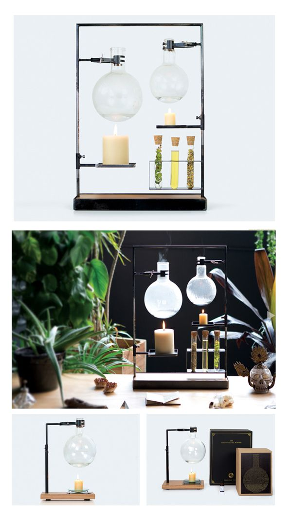 Page thirty three design company - Oil burners
