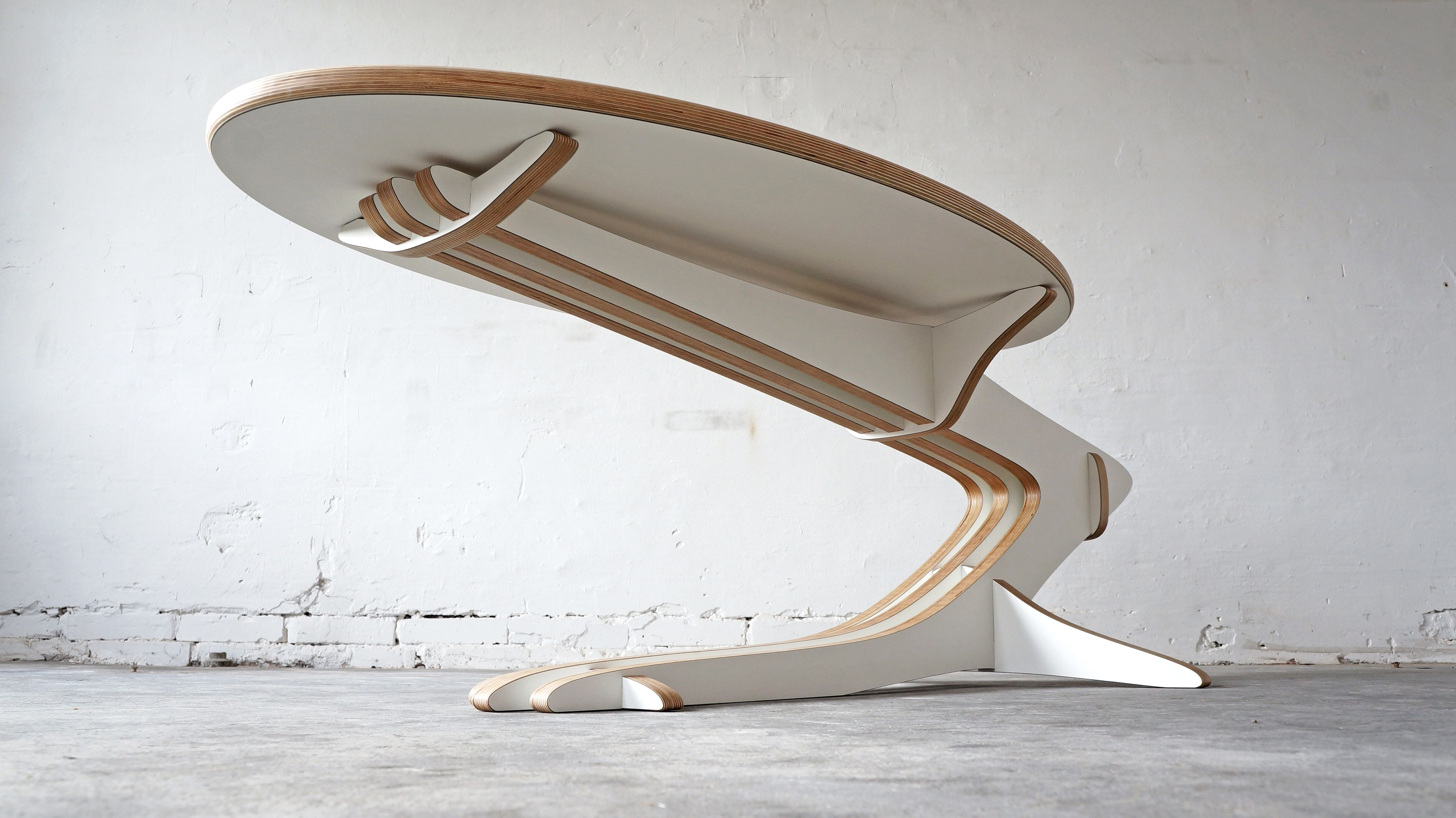 Qvist Coffee Table by Peter Qvist