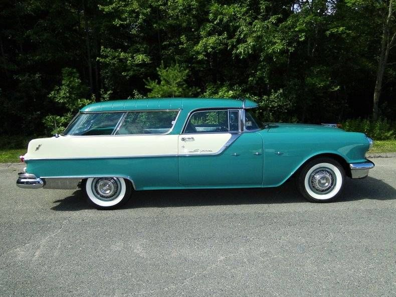 1955 Pontiac Safari For Sale 1731259 Hemmings Motor News
