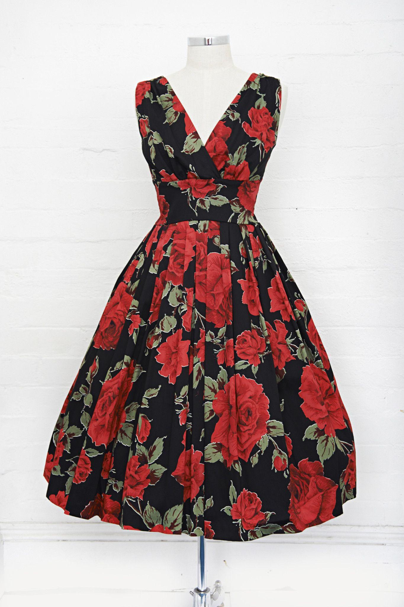 Vintage Inspired Sundresses