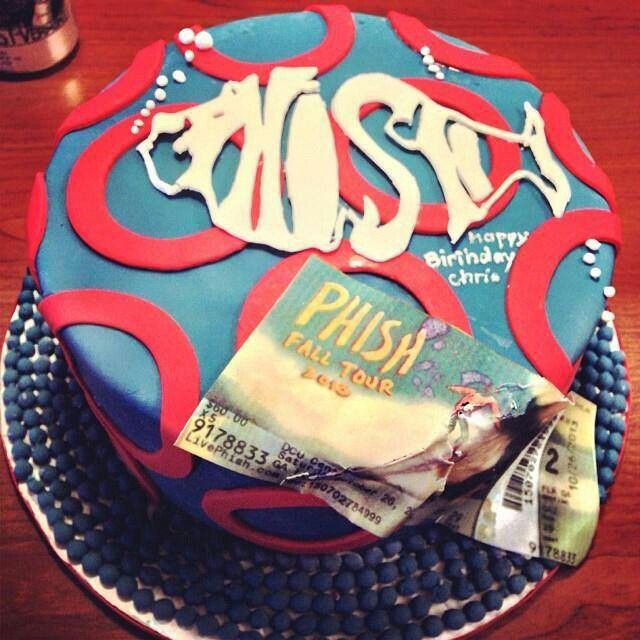 Awesome Cake Idea I Would Minus The Tix Part But Get Why Thats