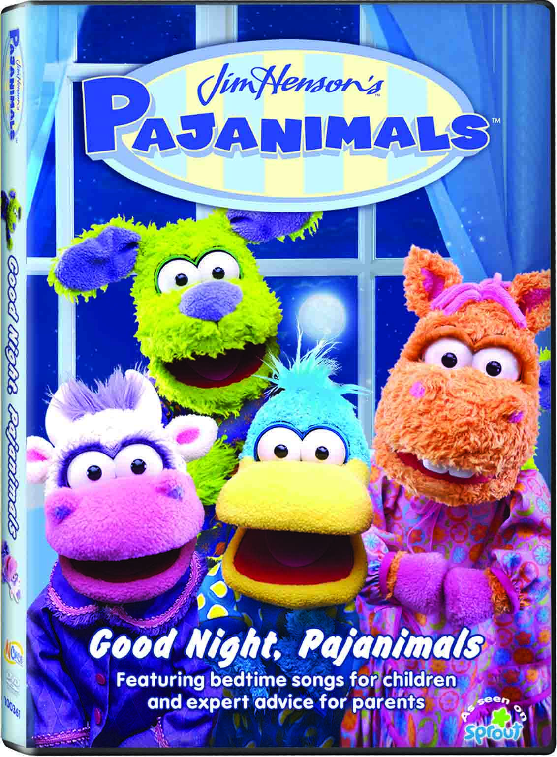 509bf86b1d New Age Mama  PAJANIMALS DVD GIFT SET Giveaway