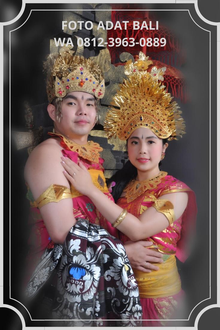 Gambar Pakaian Adat Dari Bali