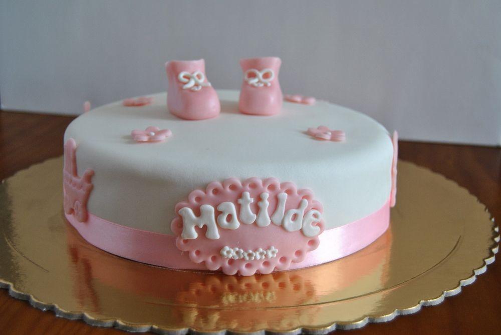 Bolo para bebé - Baby cake