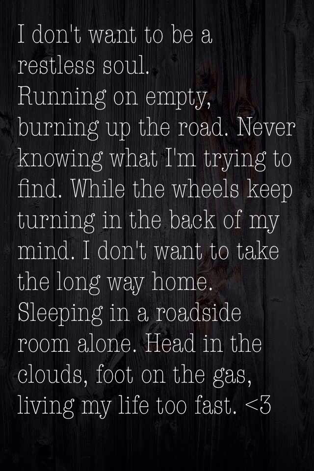 Jason Aldean Too Fast Country Music Lyrics Country Song Lyrics