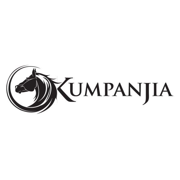 Logo of Kumpanjia- Gypsy Music Group The intricate horseu0027s head adds - best of sample invitation letter kosovo