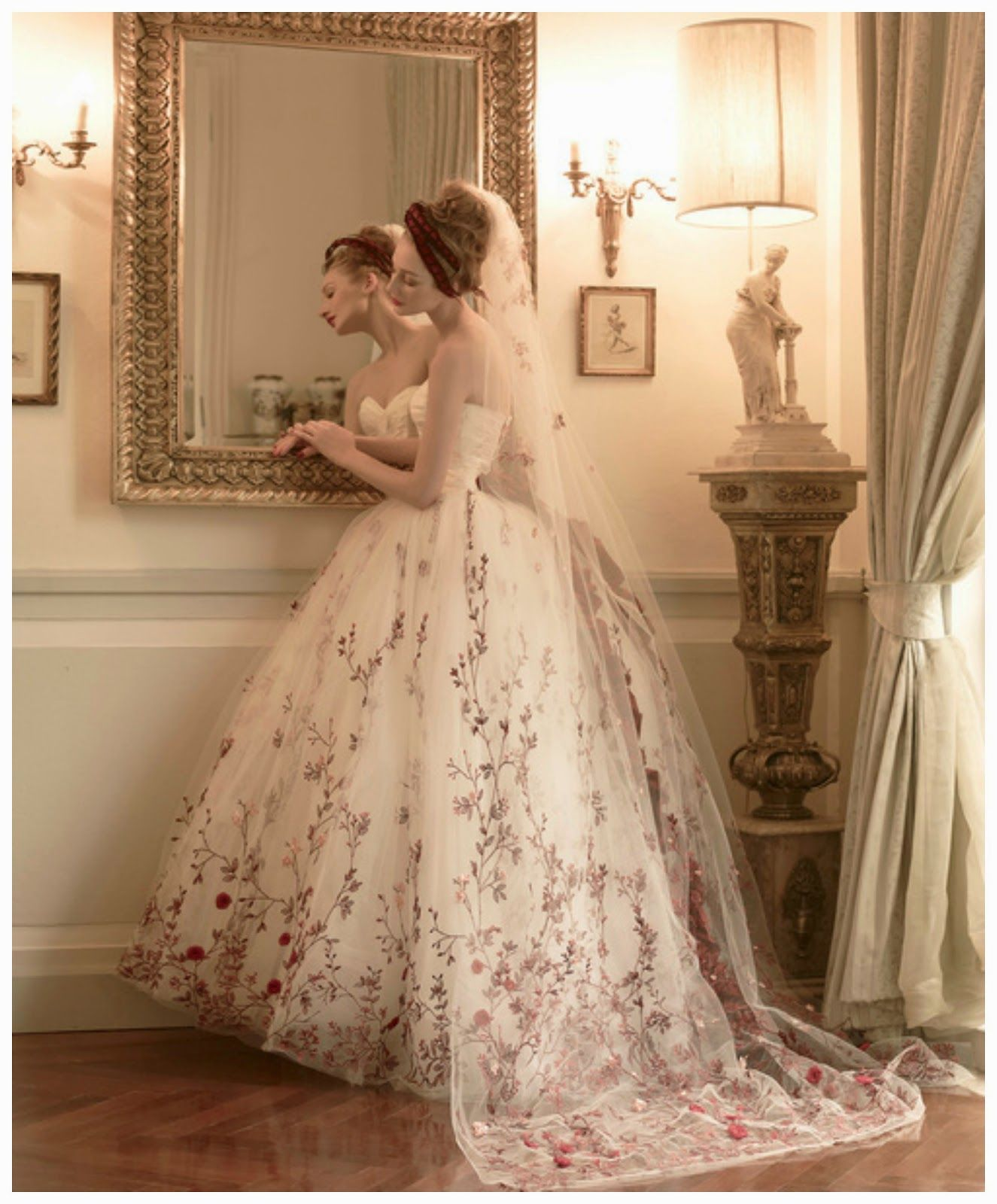 St.Pucchi wedding gown | Dresses | Pinterest | Gowns, Saints and ...
