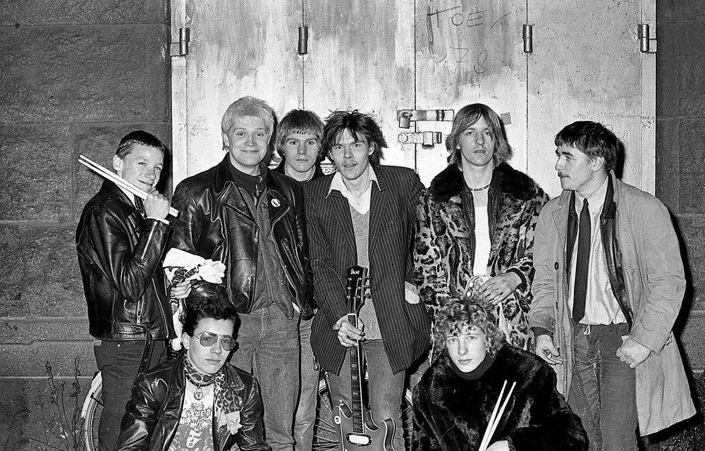 Así fueron los primeros años del punk en Ámsterdam | VICE | Colombia