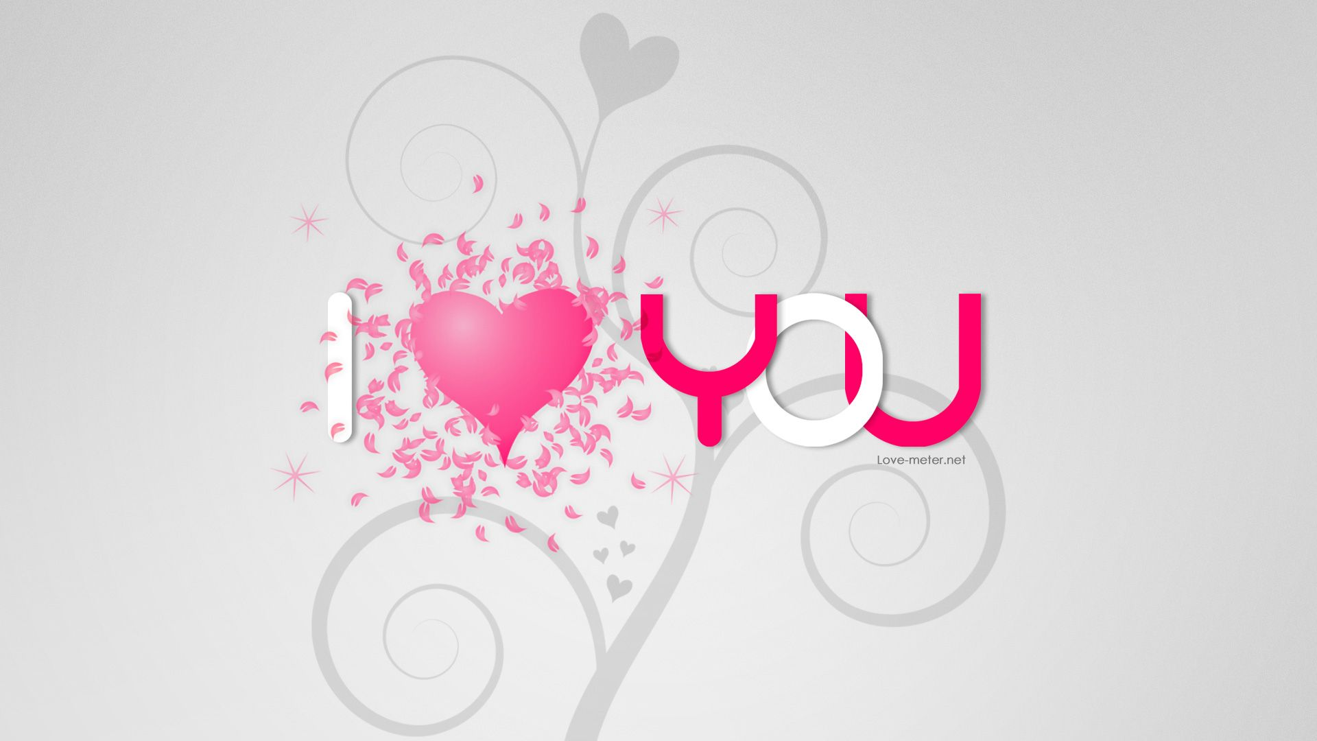 Wallpaper download i love you - Im Happy Because I Love You Hd Desktop Wallpaper High Definition 1920 1080 Wallpapers