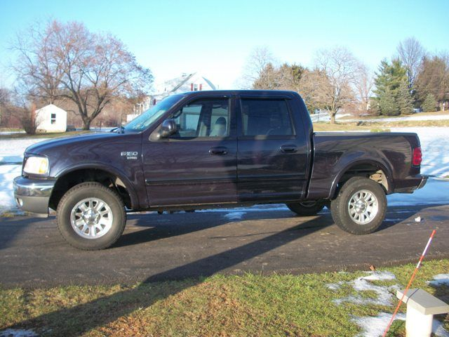 2001 Ford F 150 Xlt Super Crew 4wd Pickup 4000 Trucks For Sale