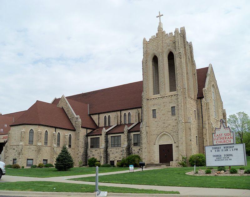 East Side Lutheran Church Sioux Falls  South Dakota - Wikipedia, the free encyclopedia