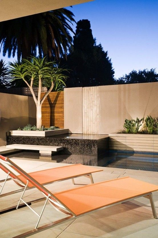 18 inspiraciones para una terraza minimalista | terrasse, Garten und erstellen