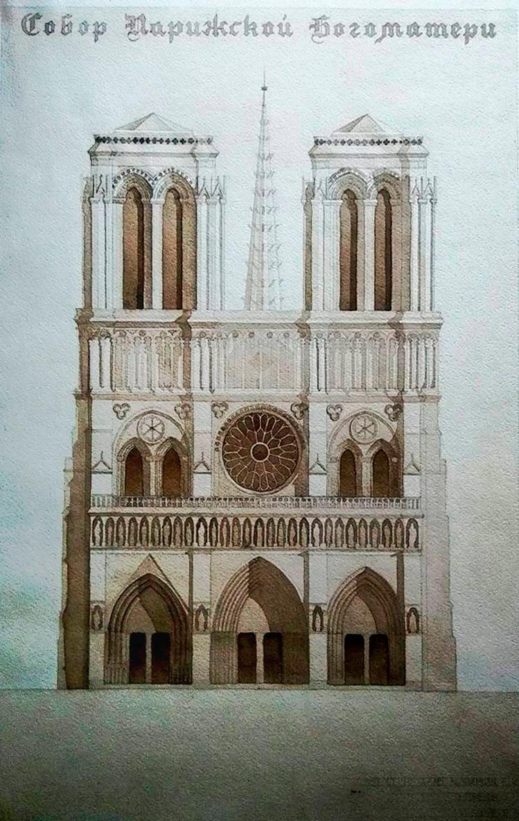 Notre Dame De Paris By Ilenwyn On Deviantart Notre Dame De Paris Paris