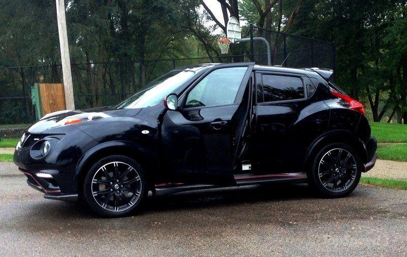 2014 Nissan Juke NISMO - Driven picture - doc529955