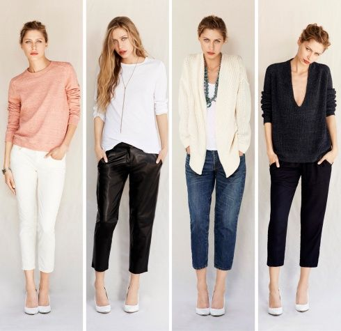 Ten Tips for Looking Good in Cropped Pants: Designer Susie Crippen ...