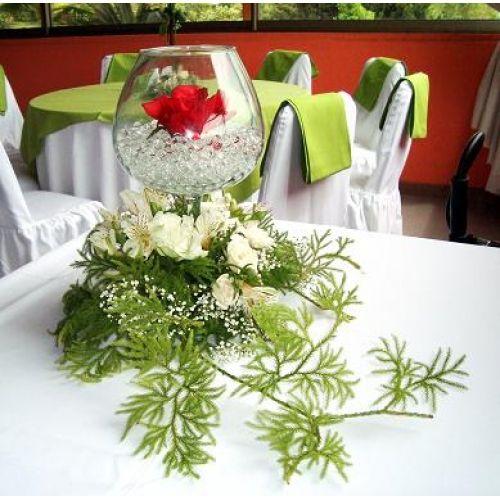 Centros de mesa sencillos para boda civil de 500 - Centros de mesa sencillos ...