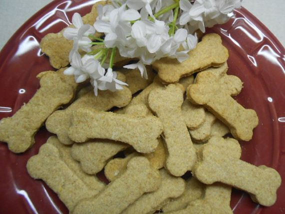 Rootbeer flavored dog treats 32 by SlipsCreativeSweets on Etsy, $12.00