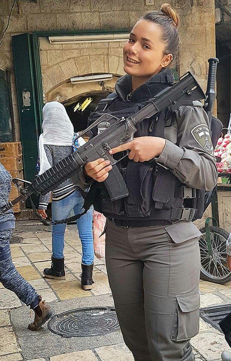 naked israeli girls with guns