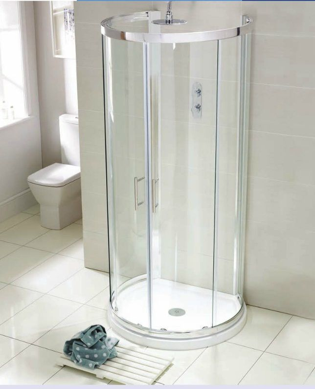 small showers - Google Search | Powder Room | Pinterest | Showers ...