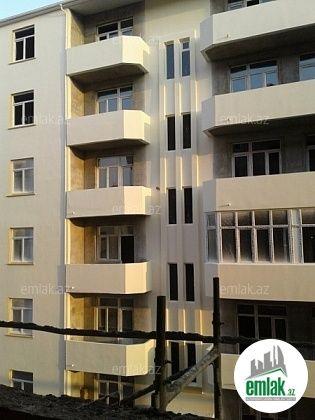 Satilir 2 Otaqli 53 M2 Yeni Tikili Masazir Masazir Qurtulus 93 Yasayis Kompleksi Unvaninda Building Structures Multi Story Building