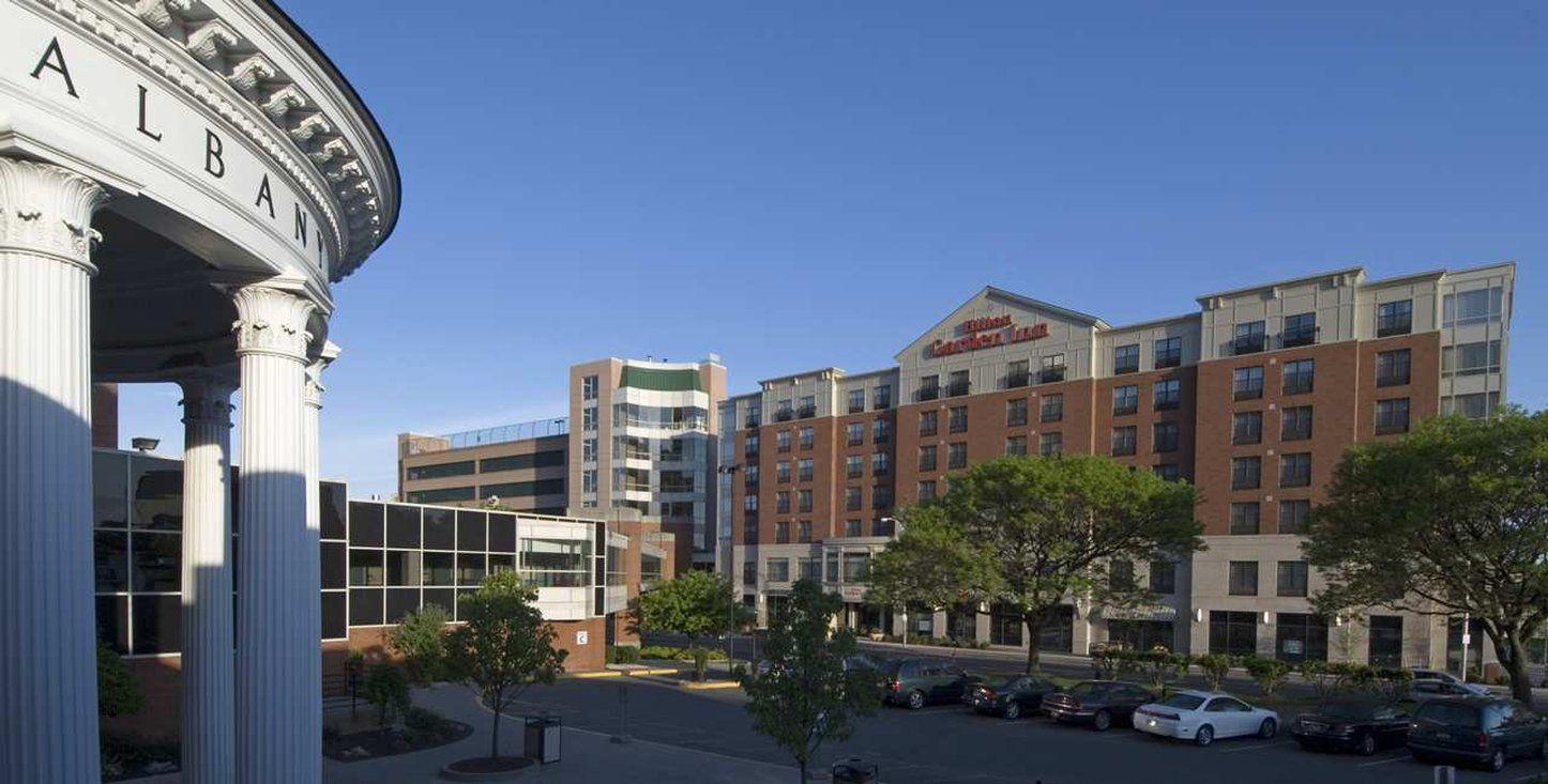 Hilton Garden Inn Albany Medical Center www