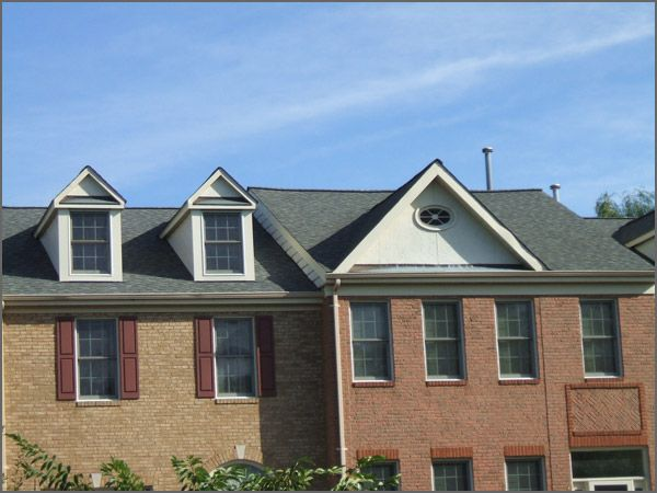 Best Certainteed Landmark Georgetown Gray Roofing House 400 x 300