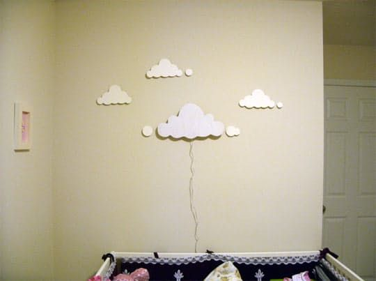 Diy cloud wall night light walls and lights 20 insanely ingenious and creative diy projects to materialize today homesthetics inspiring ideas for your home solutioingenieria Images