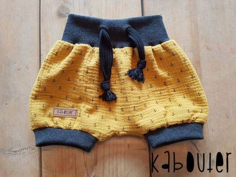 Photo of FREEBOOK: Sew short bloomers for summer (size 56-116)! …