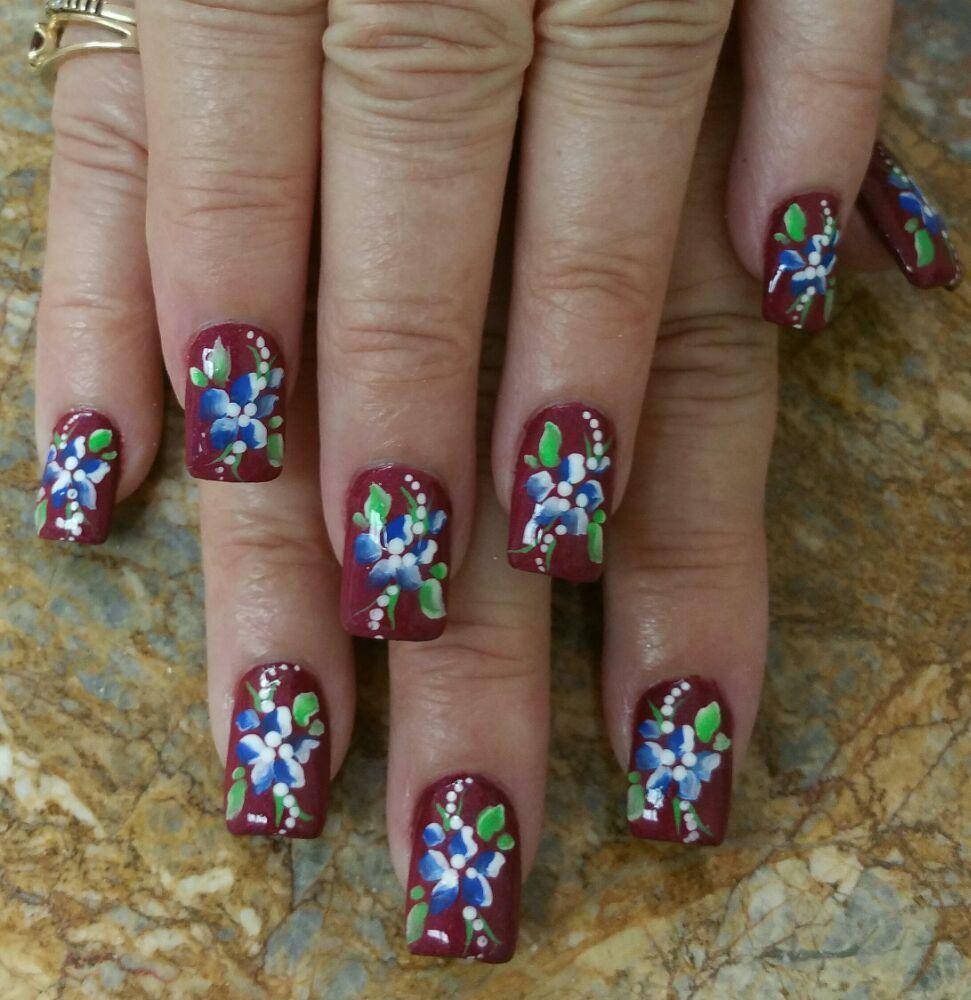 Fashion Nails and Spa - Visalia, CA, United States. Acrylic nails ...